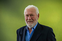 Pictured: Robin Knox-Johnston<br /><br />Sir William Robert Patrick Knox-Johnston CBE RD is a British sailor. In 1969, he became the first person to perform a single-handed non-stop circumnavigation of the globe. Along with Sir Peter Blake, he won the second Jules Verne Trophy, for which they were also named the ISAF Yachtsman of the Year award<br />.<br />Ger Harley | EEm 14 August 2019