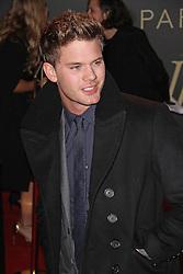 Jeremy Irvine, The British Fashion Awards 2014, The London Coliseum, London UK, 01 December 2014, Photo By Brett D. Cove © Licensed to London News Pictures. 02/12/2014. Brett D Cove/PIQ/LNP