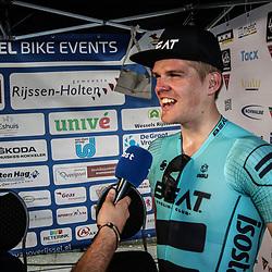 12-05-2018: Wielrennen: Ronde van Overijssel: Rijssen<br />Piotr Havik winnaar 66e ronde van Overijssel
