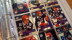 Rungsted Cobras<br /> <br /> Officielle Danske Hockey Trading Card. <br /> <br /> 1999-2000 Komplet Danske Ishockey Kort 225 stk.<br /> <br /> 202. Andreas Hansen<br /> 203. Anders Högberg<br /> 204. Morten Hagen<br /> 205. Søren Kjær<br /> 206. Morten Dahlmann<br /> 207. Nicklas Plambeck<br /> 208. Randy Maxwell<br /> 209. Søren true<br /> 210. Leonid Truhno<br /> 211. Mads True<br /> 212. Nicolai Clausen<br /> 213. Alexander Alexeev<br /> 214. Pavel Kostichkin<br /> 215. Thomas Johansen<br /> 216. Jens Johansson<br /> 217. Jesper Gram<br /> 218. Alexander Sundberg<br /> 219. Christian Mourier<br /> 220. Kristian Just<br /> 221. Dennis Olsson<br /> 222. Andreas Mattsson<br /> 223. André Clausen<br /> 224. Håkan Falkenhäll<br /> 225. Nicolas Monberg<br /> <br /> Begrænset komplet sæt på lager. Kontakt: mail@nhcfoto.dk eller tlf. 40277826
