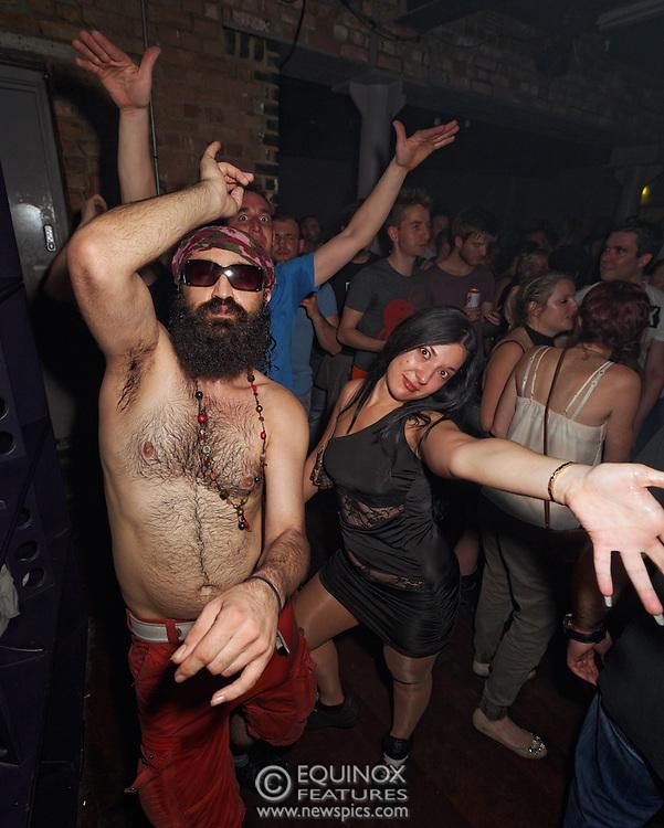 London, United Kingdom - 2 November 2013<br /> 23rd birthday party for Trade gay club night at Egg nightclub, York Way, King's Cross, London, England, UK.<br /> Contact: Equinox News Pictures Ltd. +448700780000 - Copyright: ©2013 Equinox Licensing Ltd. - www.newspics.com<br /> Date Taken: 20131102 - Time Taken: 204621+0000