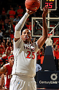 CHARLOTTESVILLE, VA- NOVEMBER 13: Akil Mitchell #25 of the Virginia Cavaliers shoots a free throw during the game on November 13, 2011 at the John Paul Jones Arena in Charlottesville, Virginia. Virginia defeated South Carolina State 75-38. (Photo by Andrew Shurtleff/Getty Images) *** Local Caption *** Akil Mitchell