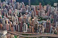 HONG KONG (AERIAL)