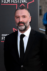 Edinburgh International Film Festival 2019<br /> <br /> Boyz In The Wood (European Premiere)<br /> <br /> Stars and guests arrive on the red carpet<br /> <br /> Pictured: Brian Coffey<br /> <br /> Alex Todd   Edinburgh Elite media