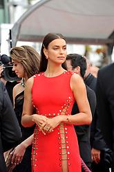 "71st Cannes Film Festival 2018, Red carpet film film  ""Sorry Angel"" Pictured : Irina Shayk"