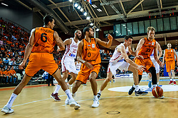 24-11-2017 NED: WC qualification Netherlands - Croatia, Almere<br /> First Round - Group D at the arena Topsportcentrum /