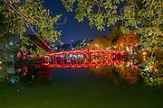 Hoan Kiem Lake, Old Quarter, Hanoi, Vietnam, Asia