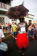 Sao Joao Del Rei_MG, Brasil...Bloco das Piranhas no carnaval de Sao Joao Del Rei...The Piranhas carnival block in Sao Joao Del Rei...Foto: LEO DRUMOND /  NITRO