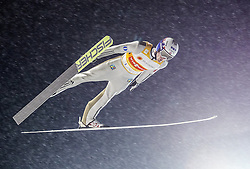 22.02.2016, Puijo, Kuopio, FIN, FIS Weltcup Ski Sprung, Kuopio, Teamspringen, im Bild Kenneth Gangnes (NOR) // Kenneth Gangnes of Norway during Mens Teamevent of Kuopio FIS Skijumping World Cup at the Puijo in Kuopio, Finland on 2016/02/22. EXPA Pictures © 2016, PhotoCredit: EXPA/ Tadeusz Mieczynski