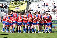 Groupe Grenoble - 11.04.2015 - Grenoble / Toulon  - 22eme journee de Top 14 <br />Photo :  Jacques Robert / Icon Sport