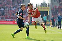 v.l. Mitchell Weiser (Berlin), Daniel Brosinski<br />Mainz, 23.09.2017, Fussball, Bundesliga, 1. FSV Mainz 05 - Hertha BSC Berlin<br /> <br /> Norway only