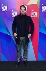 Phenix Brossard attending the Benjamin Premiere as part of the BFI London Film Festival at BFI in London.