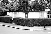 Post-war prefabs in Peckham, Nunhead and Dulwich, South London 2002