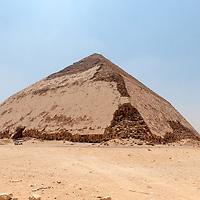 Dashur Pyramid - Cairo - Egypt