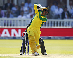 June 29, 2019 - London, United Kingdom - Alex Carey of Australia.during ICC Cricket World Cup between New Zealand and Australia at the Lord's Ground on 29 June 2019 in London, England. (Credit Image: © Action Foto Sport/NurPhoto via ZUMA Press)
