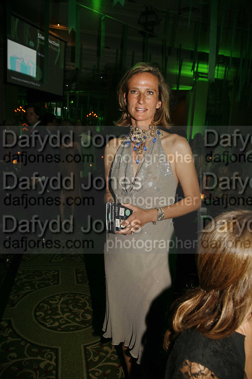 Countess de liedekerky, Gala champagne reception and dinner in aid of CLIC Sargent.  Grosvenor House Art and Antiques Fair.  Grosvenor House. Park Lane. London. 14 June 2006. ONE TIME USE ONLY - DO NOT ARCHIVE  © Copyright Photograph by Dafydd Jones 66 Stockwell Park Rd. London SW9 0DA Tel 020 7733 0108 www.dafjones.com