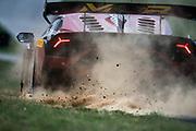 June 6, 2021. Lamborghini Super Trofeo, VIR: 4 Michael Mennella, Bart Collins, MCR racing, Lamborghini Miami, Lamborghini Huracan Super Trofeo EVO