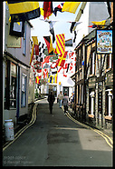 05: PADSTOW MAY DAY TOWN, HARBOR, SHORE