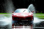 © Ferrari / LaPresse / Filippo Alfero<br /> Fiorano (MO), 03/06/2008<br /> motori<br /> Corso Pilota Evoluzione