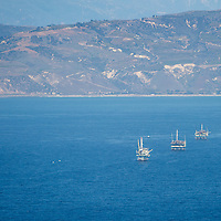 Santa Barbara Oil Spill | Off shore Oil Rigs near Santa Barbara, CA | Climate Stories | Conservation Photographer <br /> <br /> Drew Bird Photography <br /> San Francisco Freelance Photographer <br /> Have Camera. Will Travel.