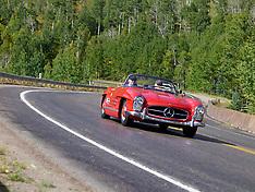 012- 1957 Mercedes Benz 300 SL Rdst