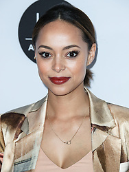LOS ANGELES, CA, USA - JANUARY 23: Los Angeles Art Show 2019 Opening Night Gala held at the Los Angeles Convention Center on January 23, 2019 in Los Angeles, California, United States. 23 Jan 2019 Pictured: Amber Stevens West. Photo credit: Xavier Collin/Image Press Agency / MEGA TheMegaAgency.com +1 888 505 6342