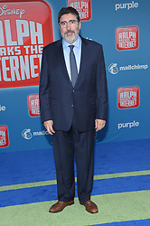 November 5, 2018 - Hollywood, California, U.S. - Alfred Molina arrives for the 'Ralph Breaks the Internet' World Premiere at the El Capitan theater. (Credit Image: © Lisa O'Connor/ZUMA Wire)