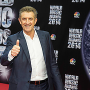 MON/Monaco/20140527 -World Music Awards 2014, Ezio Greggio
