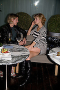 SYDNEY FINCH AND ROSAMUND PIKE, ESQUIRE Editor Jeremy Langmead hosts a Salon/ dinner in honour of Casey Affleck. SUKA at Sanderson Hotel, 15 Berners Street, London. 28 May 2008 *** Local Caption *** -DO NOT ARCHIVE-© Copyright Photograph by Dafydd Jones. 248 Clapham Rd. London SW9 0PZ. Tel 0207 820 0771. www.dafjones.com.