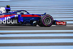 June 23, 2018 - Le Castellet, France - Motorsports: FIA Formula One World Championship 2018, Grand Prix of France, .#10 Pierre Gasly (FRA, Red Bull Toro Rosso Honda) (Credit Image: © Hoch Zwei via ZUMA Wire)