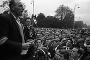 National Farmer's Association Deputation Sit-In at the Department of Agriculture. .19.10.1966