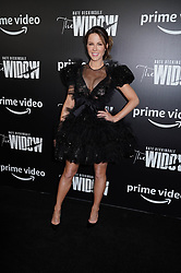 Kate Beckinsale at the premiere of The Widow in New York