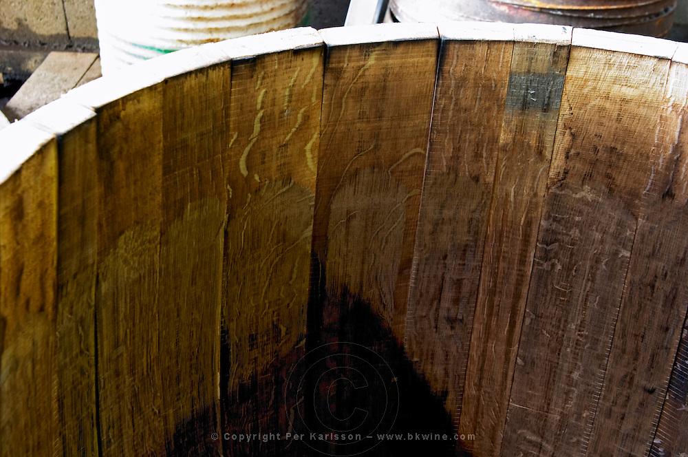 A strong toasted barrel tonnellerie gillet st romain cote de beaune burgundy france