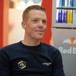 10-12-2019: Wielrennen: Teampresentatie Jumbo Visma: Amsterdam<br />Steven Kruijswijk