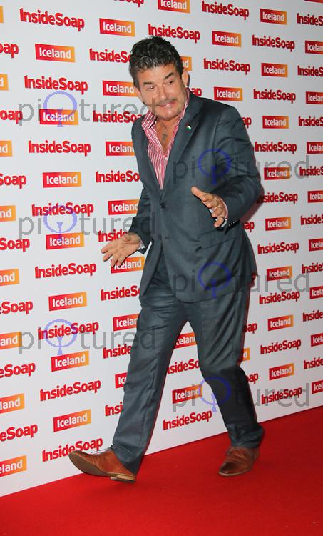 John Altman, Inside Soap Awards 2014, DSTRKT, London UK, 01 October 2014, Photo by Richard Goldschmidt