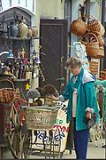 Sklep z pamiątkami w Reszlu