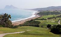 ALCAIDESA - SPANJE -  Hole 5 .  Links Golf. COPYRIGHT KOEN SUYK