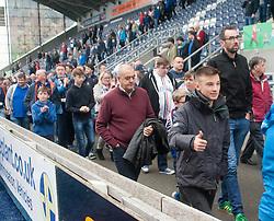 Falkirk 6 v 1 Elgin City, Irn-Bru Challenge Cup Third Round, played 3/9/2016 at The Falkirk Stadium .