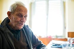 Portrait od Zdravko Bizelj, on February 14, 2020, in Most na Soci, Slovenia. Photo By Grega Valancic / Sportida