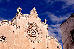 Foto della cattedrale di Ostuni