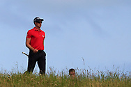 Henrick Stenson (SWE) on the 5th during Round 4 of the Aberdeen Standard Investments Scottish Open 2019 at The Renaissance Club, North Berwick, Scotland on Sunday 14th July 2019.<br /> Picture:  Thos Caffrey / Golffile<br /> <br /> All photos usage must carry mandatory copyright credit (© Golffile | Thos Caffrey)