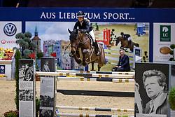 Kruse Mylen, GER, Chaccmo<br /> Grand Prix <br /> Braunschweig - Löwenclassics 2019<br /> © Hippo Foto - Stefan Lafrentz