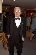 Abe Rosenthall,  Grosvenor House Antiques fair charity preview in aid of Macmillan Cancer Relief, 10 June 2004. ONE TIME USE ONLY - DO NOT ARCHIVE  © Copyright Photograph by Dafydd Jones 66 Stockwell Park Rd. London SW9 0DA Tel 020 7733 0108 www.dafjones.com