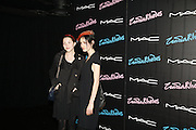 Hana Knizova and Christina Carey, Mac  hosts party for Zandra Rhodes to celebrate her return to the runway and the launch of her collection of M.A.C. cosmetics. Silver. Hanover Sq. 20 September 2006. ONE TIME USE ONLY - DO NOT ARCHIVE  © Copyright Photograph by Dafydd Jones 66 Stockwell Park Rd. London SW9 0DA Tel 020 7733 0108 www.dafjones.com
