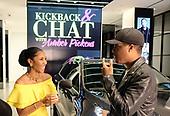 Amber Pickens' Kick & Chat w/ Corey Hawkins