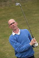 ZANDVOORT - GOLF - golfprofessional MARK METGOD op Zandvoort Open Golf.  COPYRIGHT KOEN SUYK