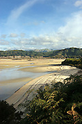 Abel Tasman National Park, South Island, New Zealand..