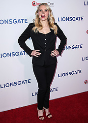 LAS VEGAS, NV, USA - APRIL 26: CinemaCon 2018 - Lionsgate Presentation held at The Colosseum at Caesars Palace during CinemaCon, the official convention of the National Association of Theatre Owners on April 26, 2018 in Las Vegas, Nevada, United States. 26 Apr 2018 Pictured: Kate McKinnon. Photo credit: Xavier Collin/Image Press Agency / MEGA TheMegaAgency.com +1 888 505 6342