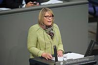 06 NOV 2015, BERLIN/GERMANY:<br /> Bettina Hornhues, MdB, CDU, haelt eine Rede, Bundestagsdebatte zur Regelung der Sterbebegleitung; Plenum, Deutscher Bundestag<br /> IMAGE: 20151106-01-046<br /> KEYWORDS: Sterbehilfe, Debatte