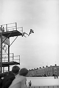 Gallagher High Diving Gala.<br />